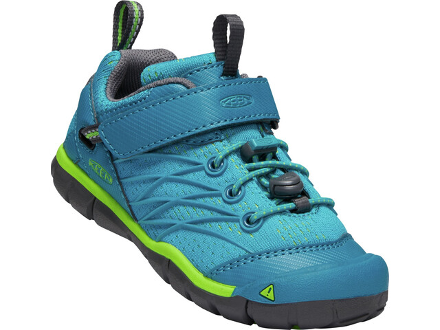 Keen Chandler CNX Shoes Kids tahitian tide/bright green